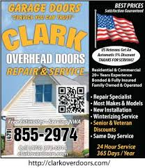 Overhead Door Springdale Fayetteville And Springdale Arkansas With Arkansas County