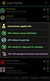 backup apk without root how to use lucky patcher without rooting your android phone