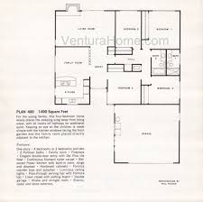 Single Family Floor Plans Ventura Keys Floor Plans