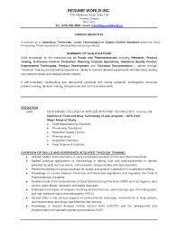 Food Industry Resume Examples by Pest Control Resume Examples Free Resume Example And Writing