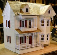hand crafted dollhouse restoration by rtw woodcraft custommade com