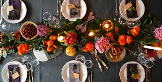 thanksgiving table inspiration flat 15 design u0026 lifestyle