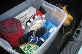 survival truck gear how to make a winter survival kit