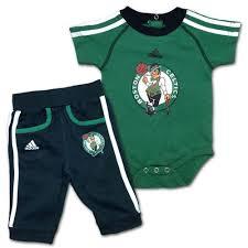 baby fan boston celtics baby clothes sets u0026 kids jerseys u2013 babyfans