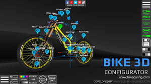 bike 3d configurator 1 5 1 apk download android sports games bike 3d configurator 1 5 1 screenshot 1