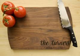 cutting board wedding gift personalized cutting board engraved cutting board custom cutting bo