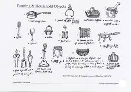 tudor farming and household objects nen gallery