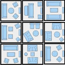Different Ways To Paint A Table How To Efficiently Arrange The Furniture In A Small Living Room