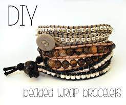 beaded wrap bracelet tutorials images Diy beaded wrap bracelets jpg
