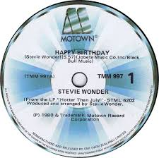 stevie wonder happy birthday 45cat stevie wonder happy birthday happy birthday