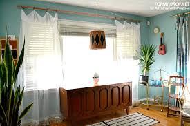 sequin u0026 diy fringe embellished curtains contributor post