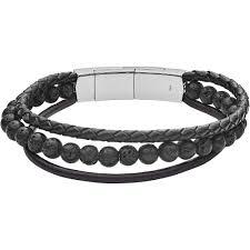 fossil man bracelet images Bracelet man jewellery fossil vintage casual jf02886040 bracelets jpg
