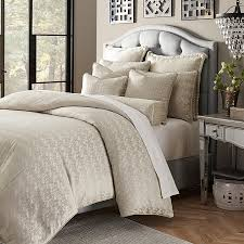 Michael Amini Michael Amini Carlyle Bedding King U0026 Queen Luxury Comforter Set