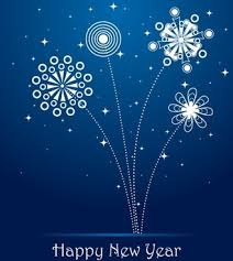 new year s greeting cards christmas and new year greeting card free vector 20 502