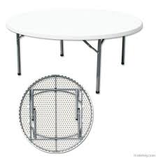 6ft Banquet Table by 180cm Round Table 6ft Plastic Banquet Round Folding Table
