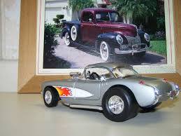1957 corvette gasser 108 best still plays with cars images on plays chevy