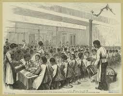 new york city thanksgiving dinner at the colored orphan asylum