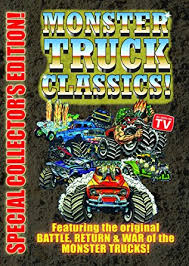 monster truck racing association amazon com monster truck classics special collector s edition