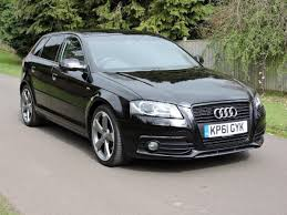 used 2011 audi a3 sportback tdi s line black edition for sale in