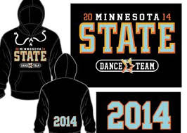 minnesota high dance team online state gear preview