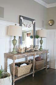 Decorating Entryway Tables Furniture Magnificent Artistic Everett Foyer Table With Appealing