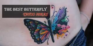 butterfly designs that stick out