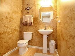powder room with hardwood floors high ceiling in plainfield il