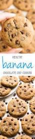 healthy banana chocolate chip cookies recipe video amy u0027s