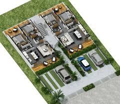 Foresta Floor Plan by Proyectos Inmobiliarios En El Pacífico Central