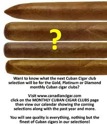 monthly clubs monthly cigar clubs from canadiancigar