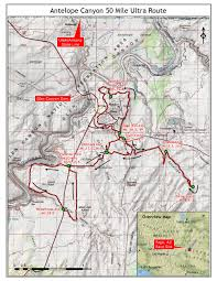 Mesa Zip Code Map by Antelope Canyon U2014 The Grand Circle Trail Series
