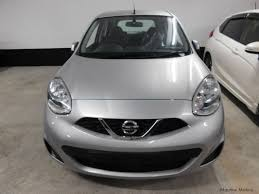 nissan micra second hand used nissan march ak13 new shape silver 2014 march ak13