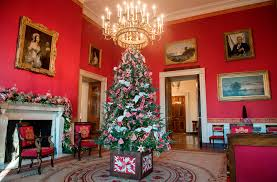 White House Christmas 2017 Decorations  PEOPLEcom