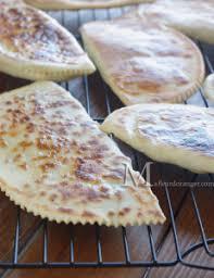 cuisine turque facile gozleme à la viande épicée crêpes turques
