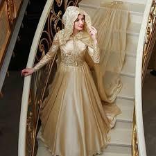 abaya wedding dress dubai chagne muslim wedding dresses sleeve abaya dubai