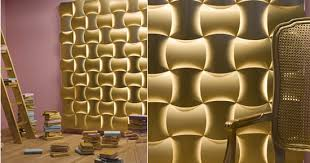 Interior Wall Design by 3form Turns Walls 3 D With Wovin Wall Materials Tevami