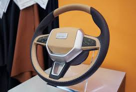 Steering Wheel Upholstery Acle Leather Fair 29 31 August Shanghai All China Leather