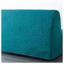 Sofa Bed Mattress Ikea by Lycksele Murbo Two Seat Sofa Bed Vallarum Turquoise Ikea