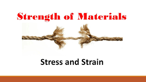 strength of materials lab manual klu 24