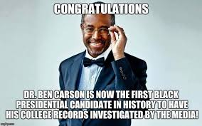 Ben Carson Meme - this awesome meme about dr ben carson is going viral the