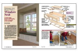 Build Storage Bench Window Seat by Enhance A Room With A Window Seat Fine Homebuilding