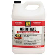 seal krete 1 gal original waterproofing sealer 100001 the home