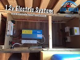 installing the 12v electrics in my van conversion u2013
