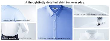men u0027s dress shirts uniqlo us