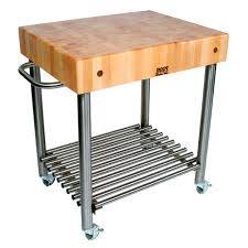 butcher block kitchen island cart kitchen carts cucina d amico maple top w towel bar legs