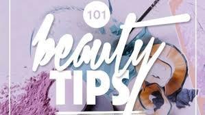 101 beauty tips for girls stylecaster