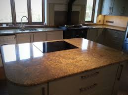 granite countertop mission cabinet pulls slate tile walls zinc