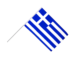 Greece Flag Colors Greece Hand Waving Flag 2 X 3 Ft Best Buy Flags Co Uk
