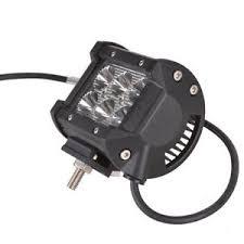 led backup light bar polaris ranger led backup light spotlight brackets only rear light