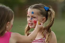 blue crayon halloween costume amazon com dress up america 12 color face paint safe u0026 non toxic